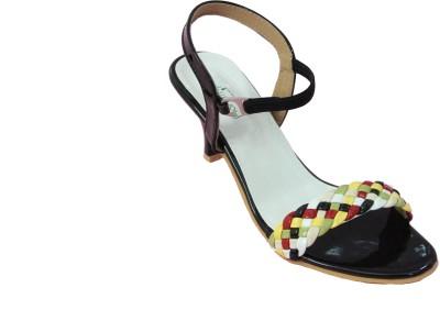 Florentyne Women Black Heels