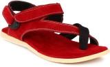 Magnum Men 03,Red Sandals