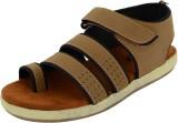 Rick Rock Men Tan Sandals
