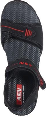 ASN Eplred Women Red Sports Sandals