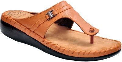 Domestiq Women Brown Flats