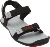 Aqualite Leads Men BLACK/RED Sandals