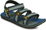 Gisole Men Blue Sandals