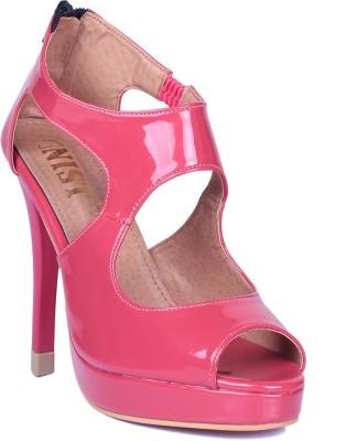 Gnist Women Red Heels