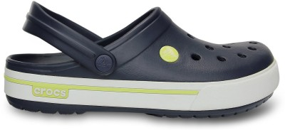 Crocs Women Navy Clogs