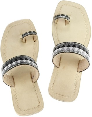 Ekolhapuri Women Tan Heels