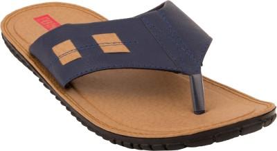 Footrendz Men Blue Sandals