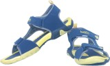 Iwana By Goldstar Men Yellow Sandals