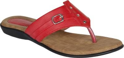 Niremo Eloise Eve Women Red Flats