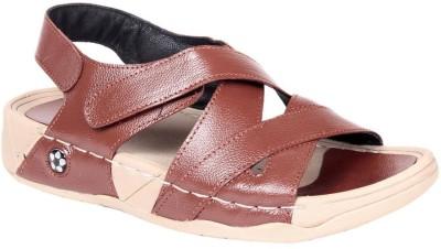 Haroads Men Brown Sandals