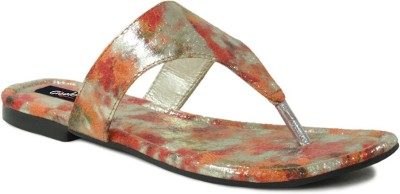 GISOLE Women Orange Flats