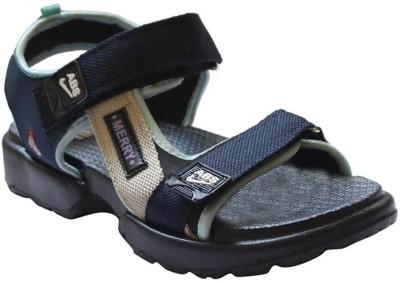 ABS Women Blue Sports Sandals