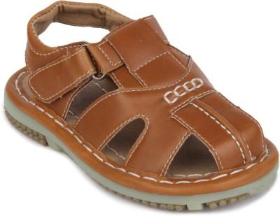 Action Shoes Boys Tan Sandals