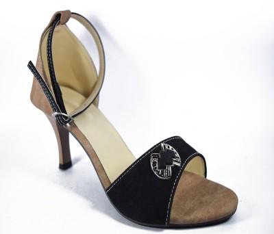 Multi Movin Women Black Heels