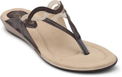 La Briza Women Brown Flats