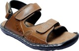 Blackwood Men Dark Tan Sandals