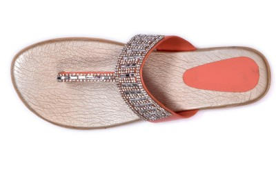 RAC Footwear Girls, Women Beige Flats