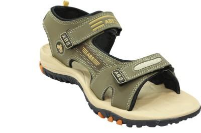 ABS Men Beige Sandals