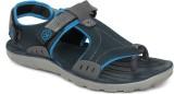 Walkline Men Blue Sandals