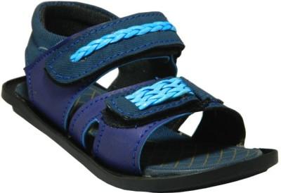 Europian Boys, Girls Purple Sports Sandals