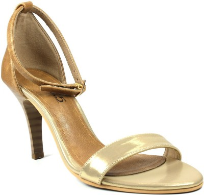 Inc.5 Women Gold Heels