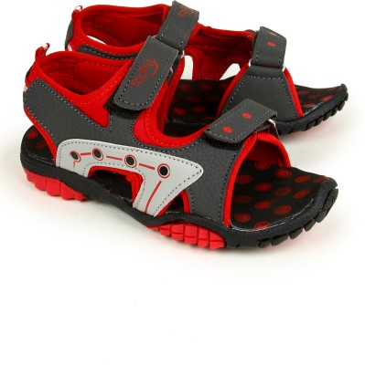 Liberty Baby Boys Red Sandals
