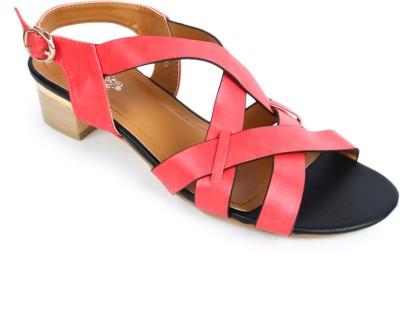 Starchi Women Red Heels