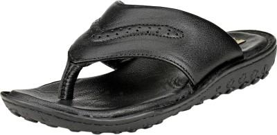 Franklien Men Black Sandals
