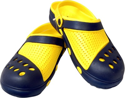 Mode Men Black Sandals