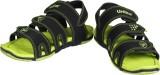 Unistar Men Green Sports Sandals