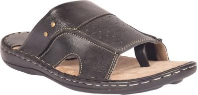 Invixo Elyte Mule Men Black Sandals
