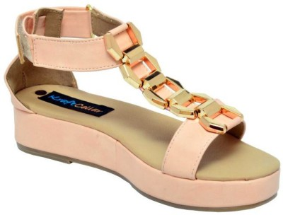 Kraft Cellar Women Pink Flats