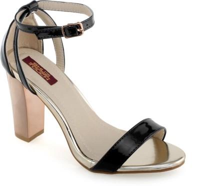 Shuz Touch Women Blue Heels