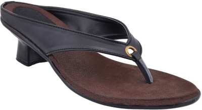 Versiliana Women Black Heels