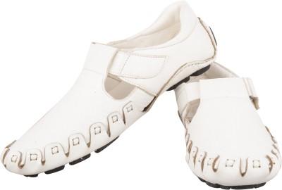 HD Shoes Men White Sandals