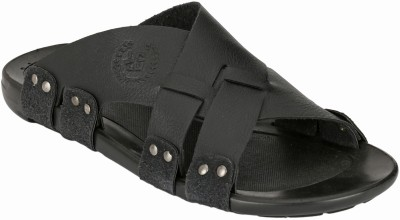 Amrah Boys Black Sandals