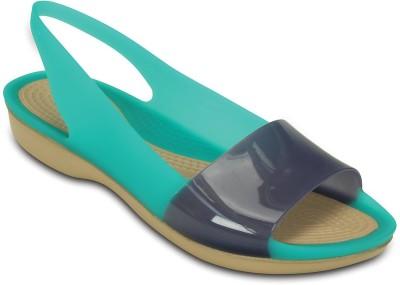 Crocs Women Black Flats