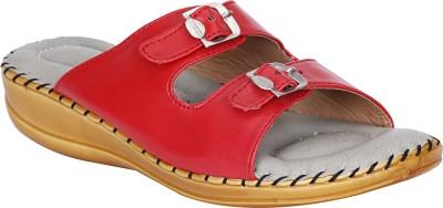 VAGON Girls, Women Red Flats
