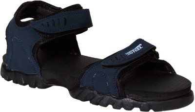 Steel Men Blue Sandals