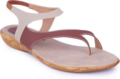 Starchi Women Tan Flats