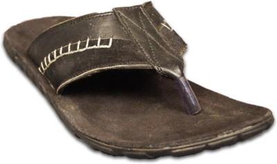 Austrich Men Black Sandals