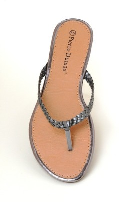 Raffinee Women Grey Flats