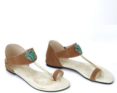 Stylemyway Women Beige Flats