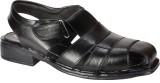 Rover Men Black Sandals