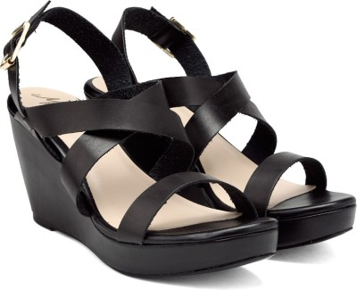 Carlton London Women BLACK Wedges