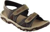 Elvace Men 412,Green Sandals