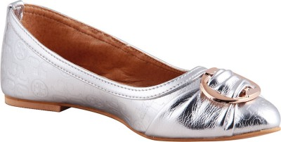 BD Fashion Women Silver Bellies