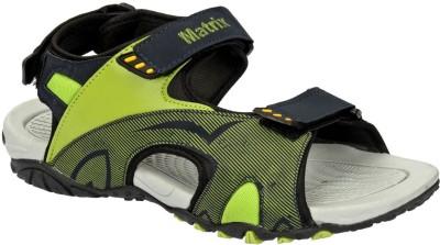 Matrix Msp 1466 Men Blue, Green Sandals
