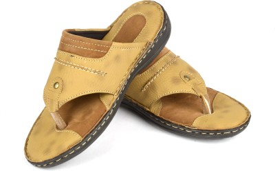 Mcduff Men Beige Sandals