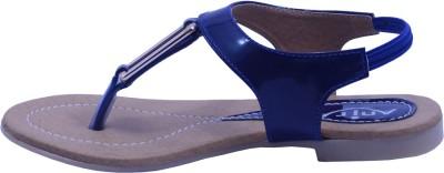 Anira Fashion Women Blue Flats